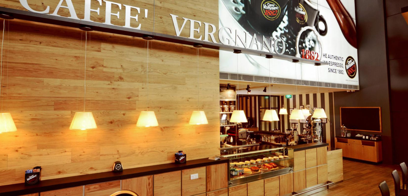 Caffè Vergnano Singapore 2