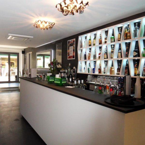 Foto di bancone bar