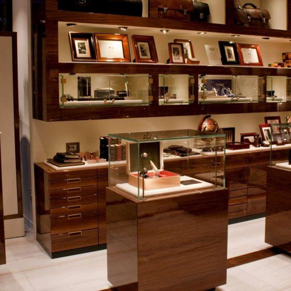 Foto di interni negozio